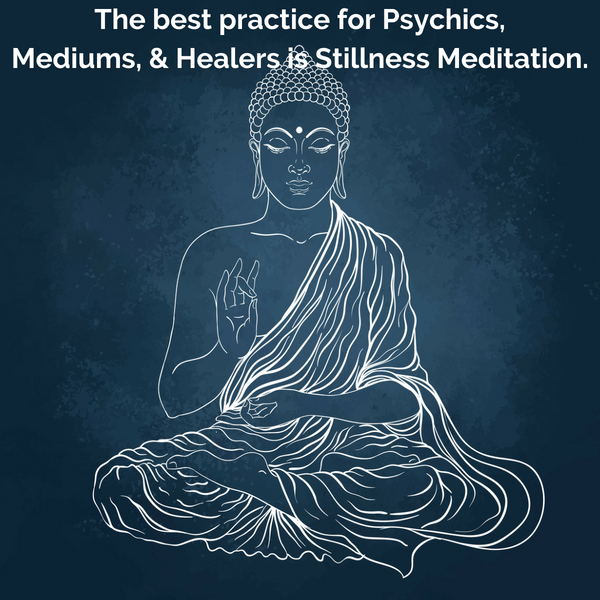 the best meditation for psychics, healers and mediums by ts hall the stoic medium